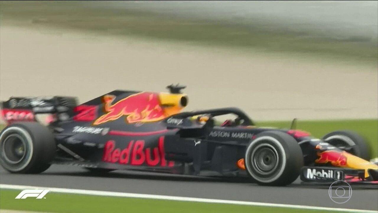 Pré-temporada da F1 mostra RBR forte ao lado de Ferrari e Mercedes
