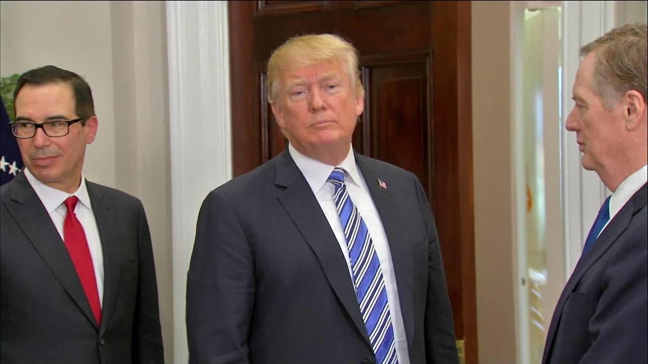 Trump virá à América Latina em abril