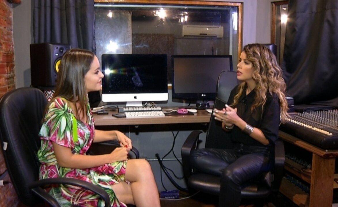 Sammliz revela inspirações e o que ser mulher do rock em Belém