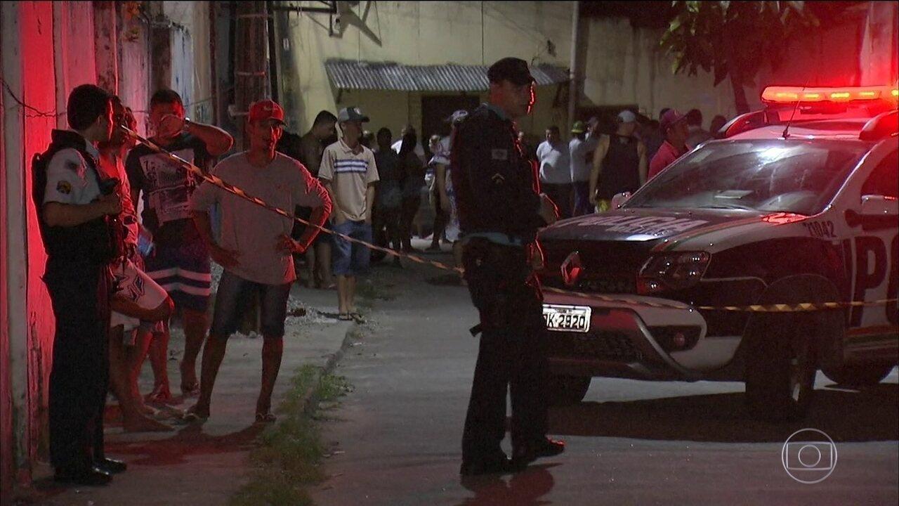 Série de ataques em Fortaleza deixa 7 mortos e 7 feridos