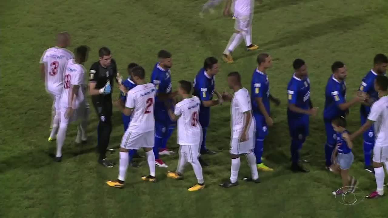 Salgueiro e CSA não saem do zero e se complicam no Grupo D da Copa do Nordeste