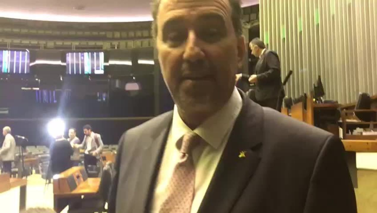 Presidente da Caixa, Gilberto Occhi, fala sobre empréstimo do FGTS ao banco