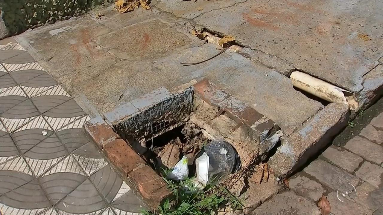 Trecho da Nações Unidas é interditado para vistoria em casas afetadas por túnel criminoso