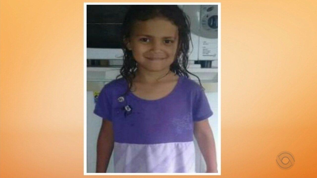 Menina de 7 anos segue desaparecida em Caxias do Sul, RS