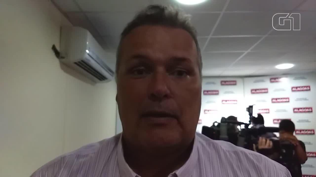 Monitor da Violência: secretário da SSP fala sobre a situação em Alagoas