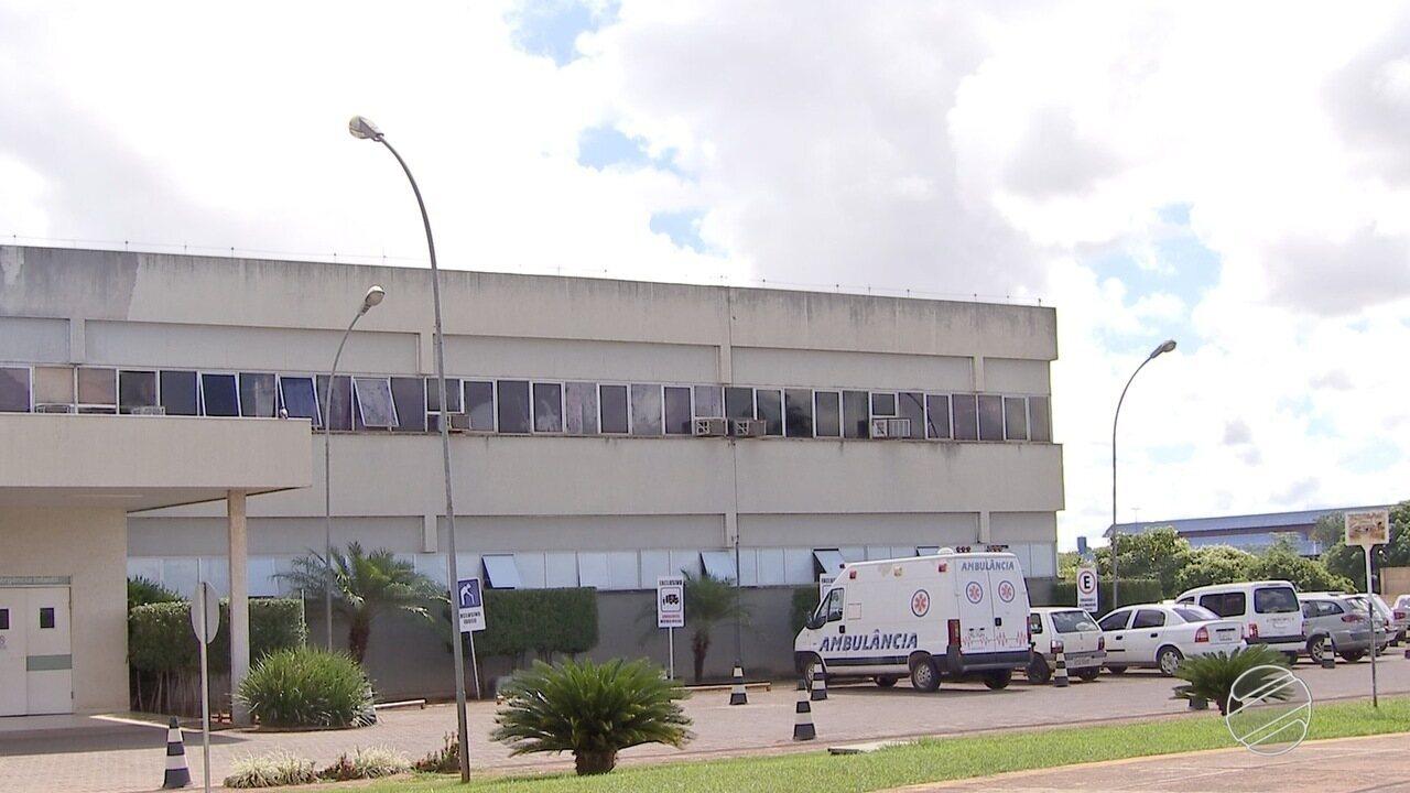 Ar-condicionado estragado causa transtornos no Hospital Regional de Campo Grande