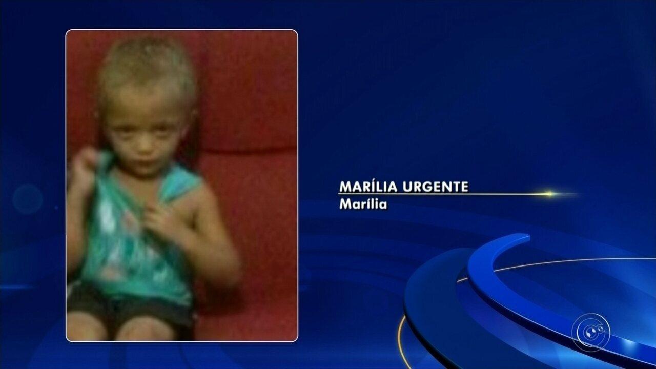 Motorista atropela e mata criança de 2 anos dentro de condomínio em Marília