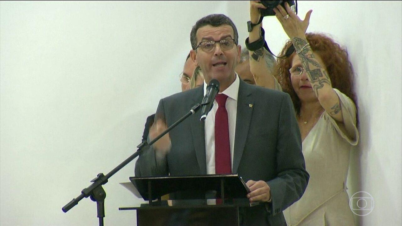 Toma posse hoje o novo chefe da Polícia Civil do Rio de Janeiro