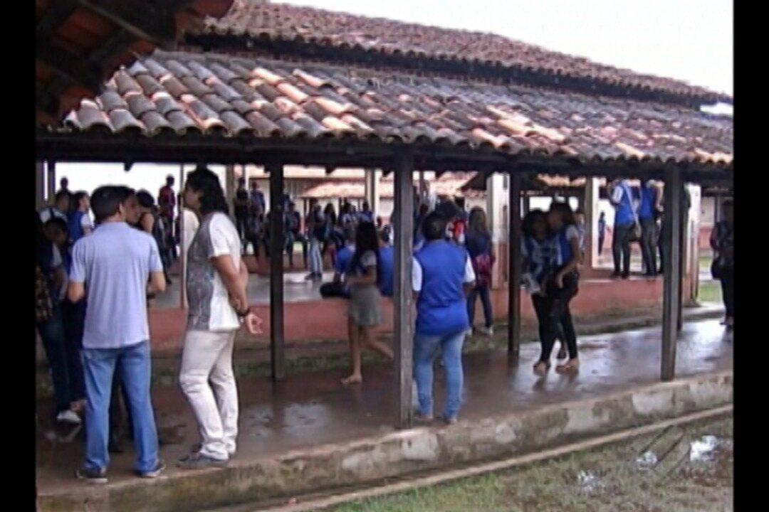 Em Belém, professor pensa em abandonar sala de aula depois de ser assaltado