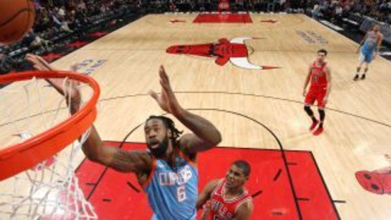 Melhores momentos: Los Angeles Clippers 112 x 106 Chicago Bulls pela NBA