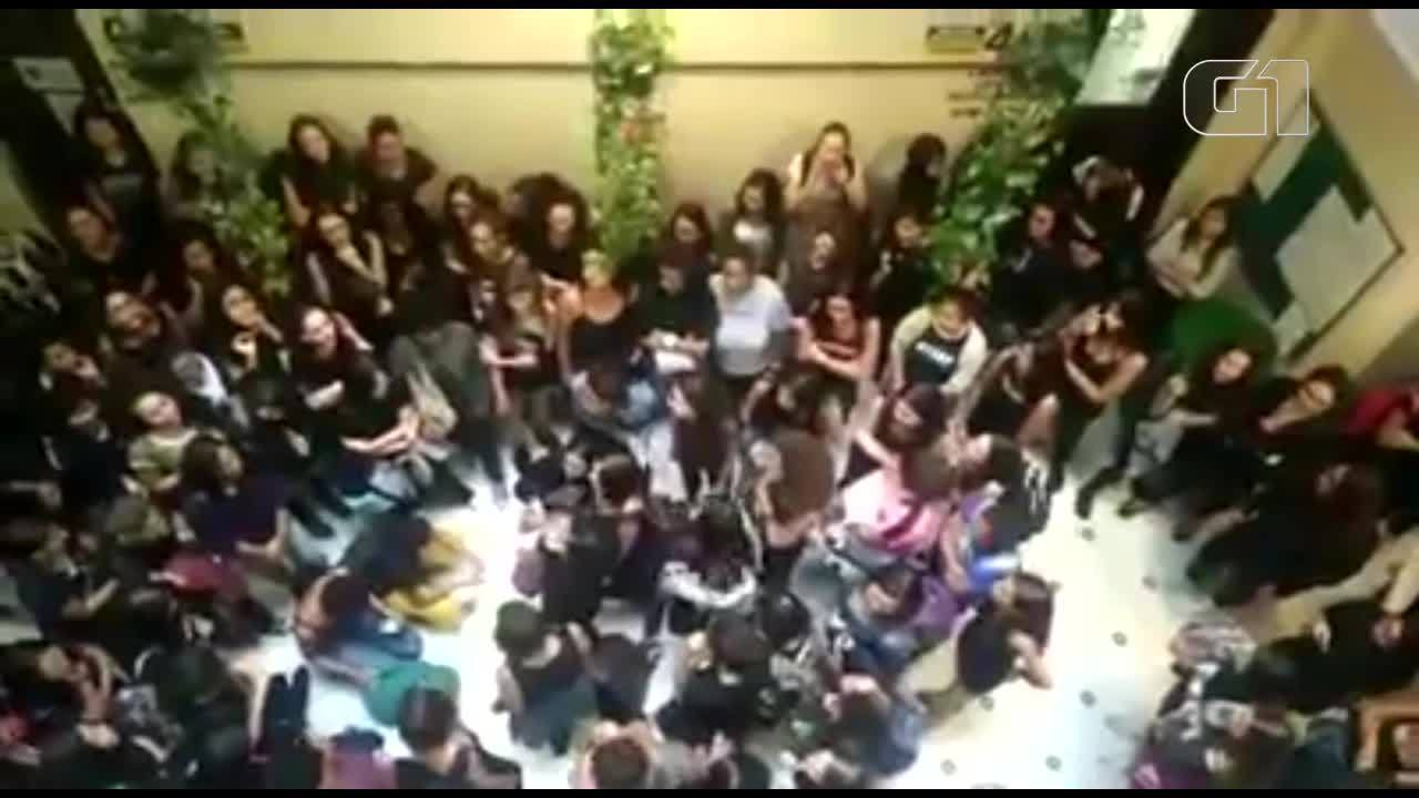 Alunas de escola pública de SP denunciam professores que teriam banalizado estupro