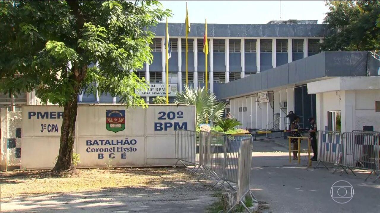 Nove pessoas são presas por envolvimento em quadrilha de milicianos que agia no Rio