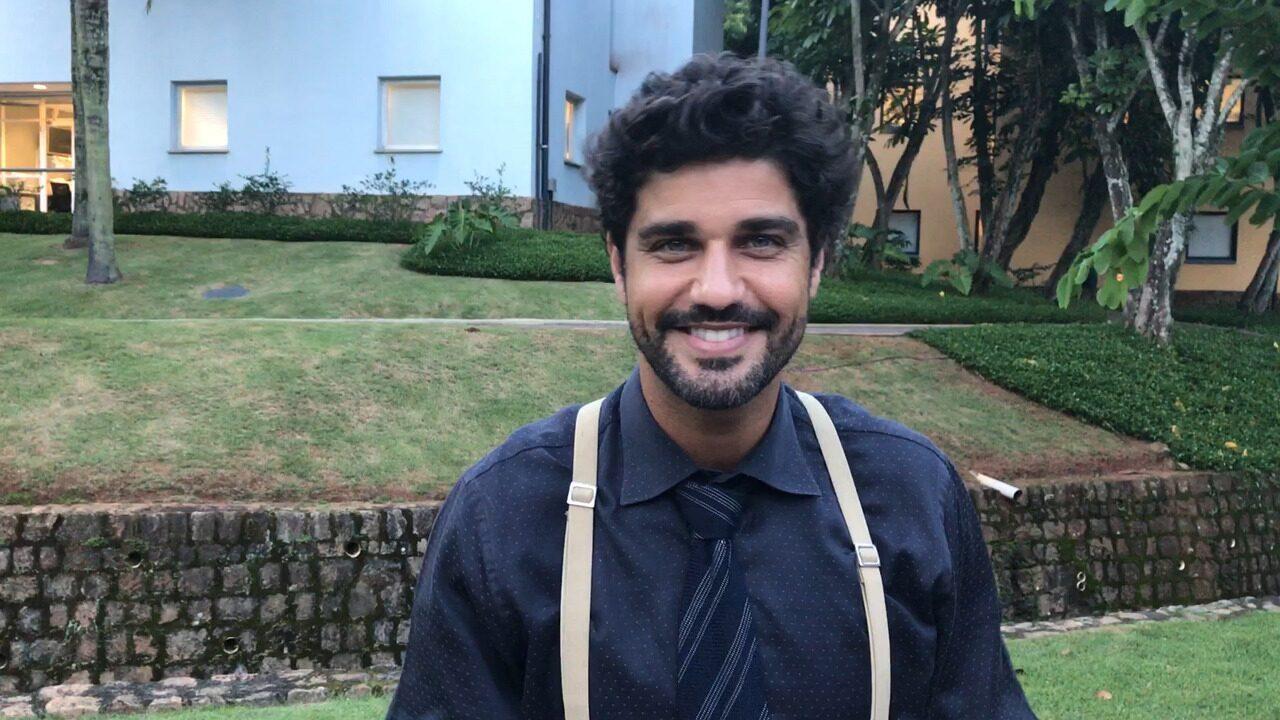 Bruno Cabrerizo comenta o final de Tempo de Amar