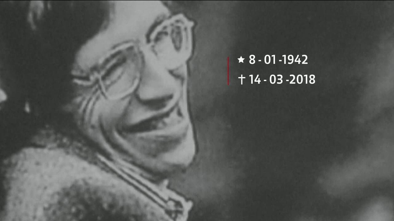 Crônica de Marcelo Canellas retrata a incrível lição de vida de Stephen Hawking