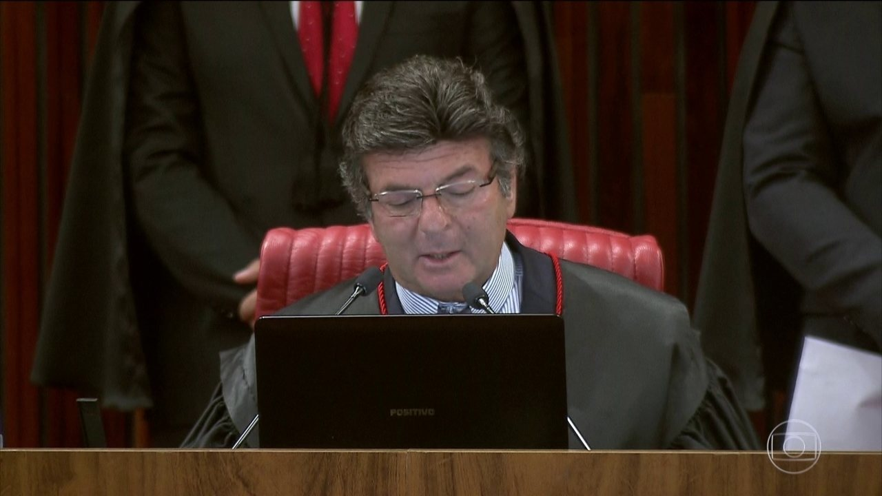 Luiz Fux manifesta solidariedade pela morte da vereadora Marielle Franco