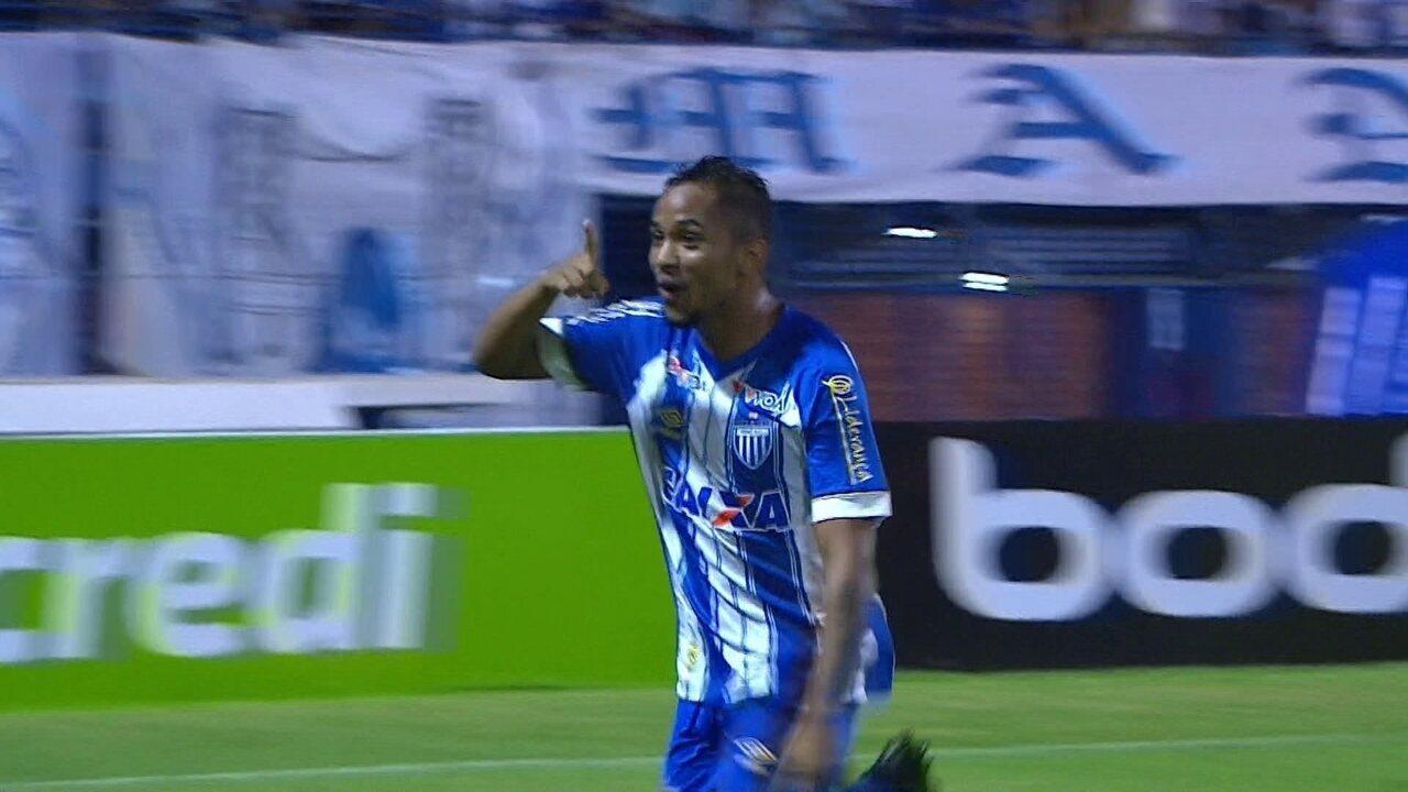 dbee5388f8 Melhores momentos  Avaí 1 x 0 Fluminense pela terceira fase da Copa do  Brasil