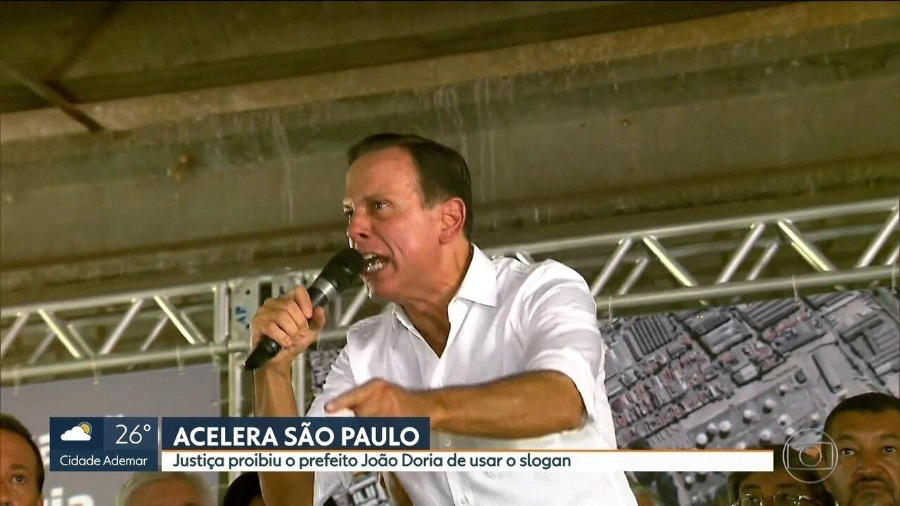 João Doria no limite: