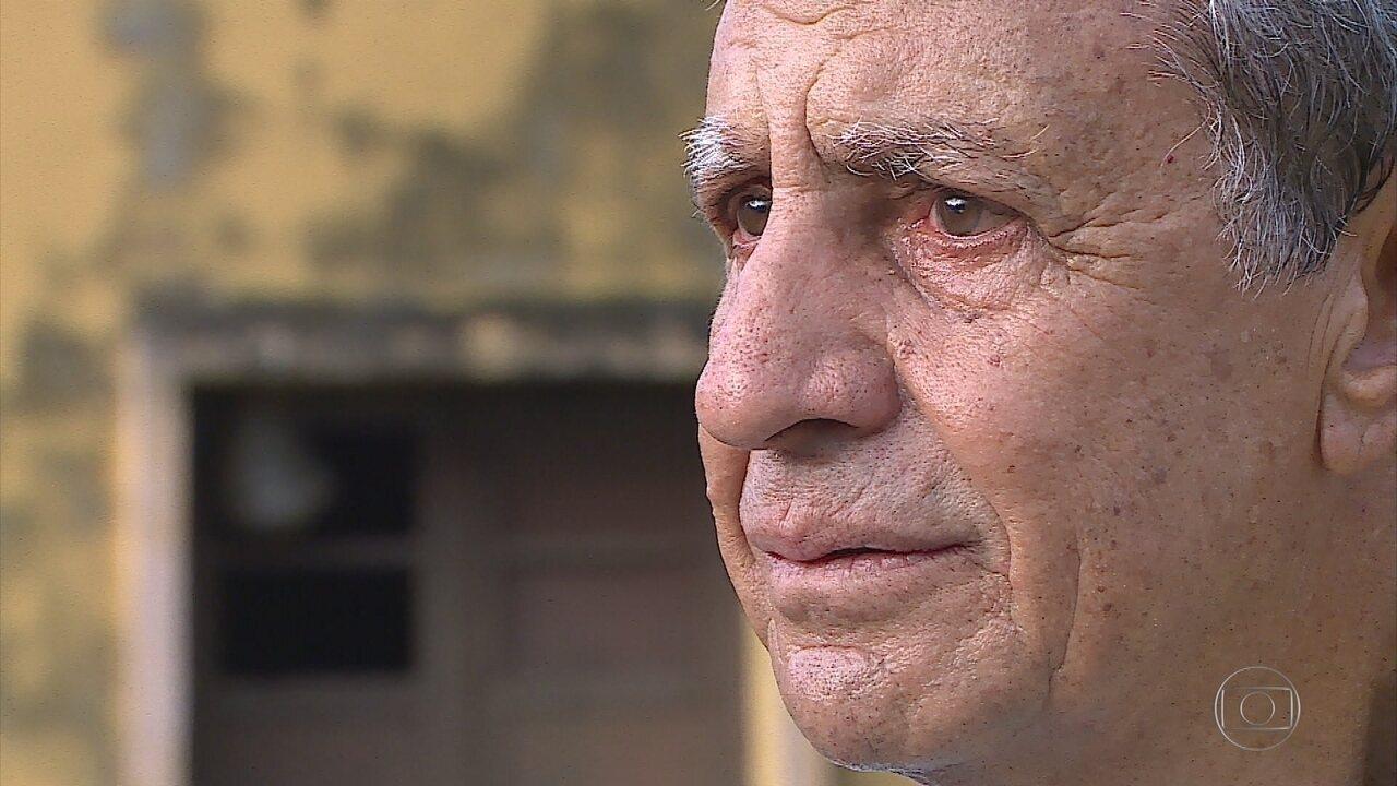 GE na Praça: Piazza se emociona ao reviver histórias em Ribeirão das Neves, onde morou