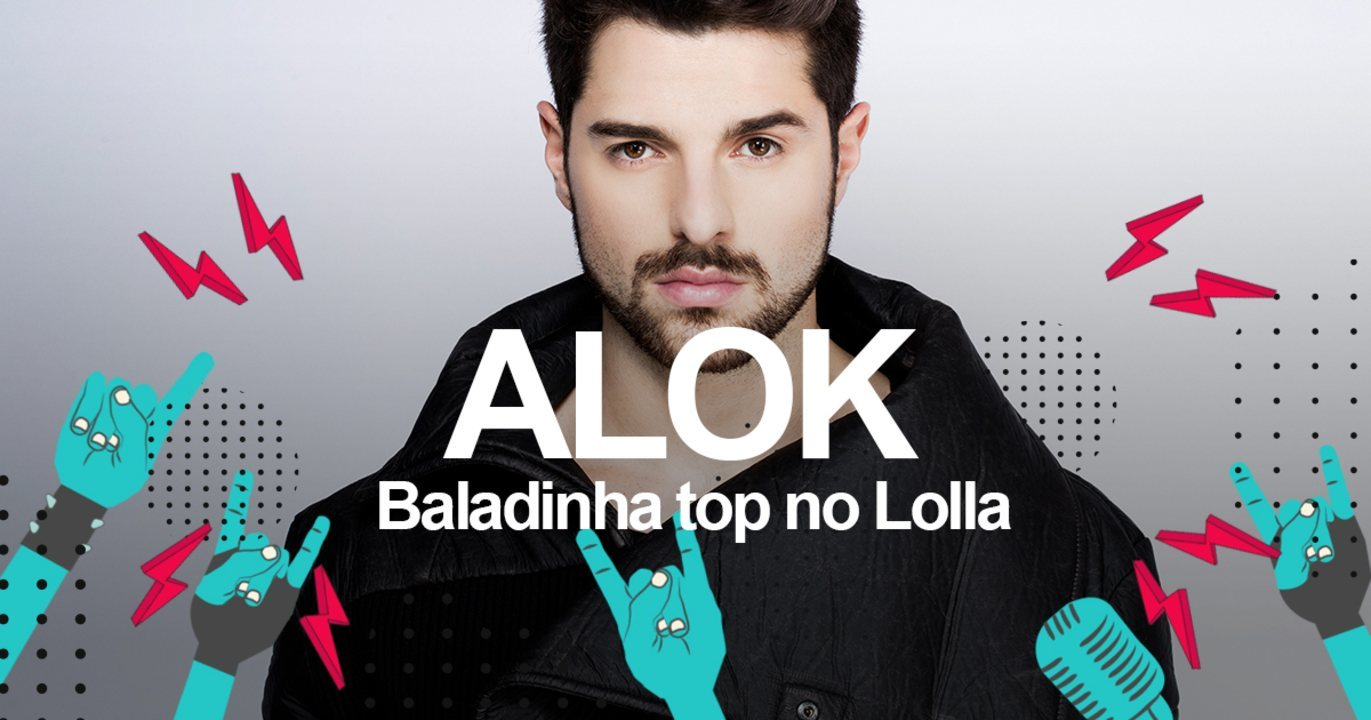 ALOK: Saiba como será o show no Lollapalooza 2018