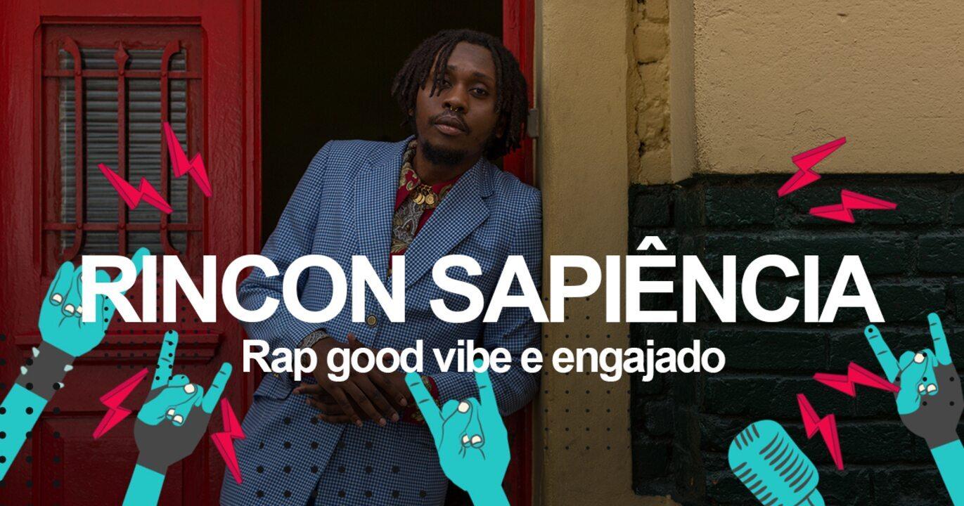 Rincon Sapiência: Saiba como será o show no Lollapalooza 2018