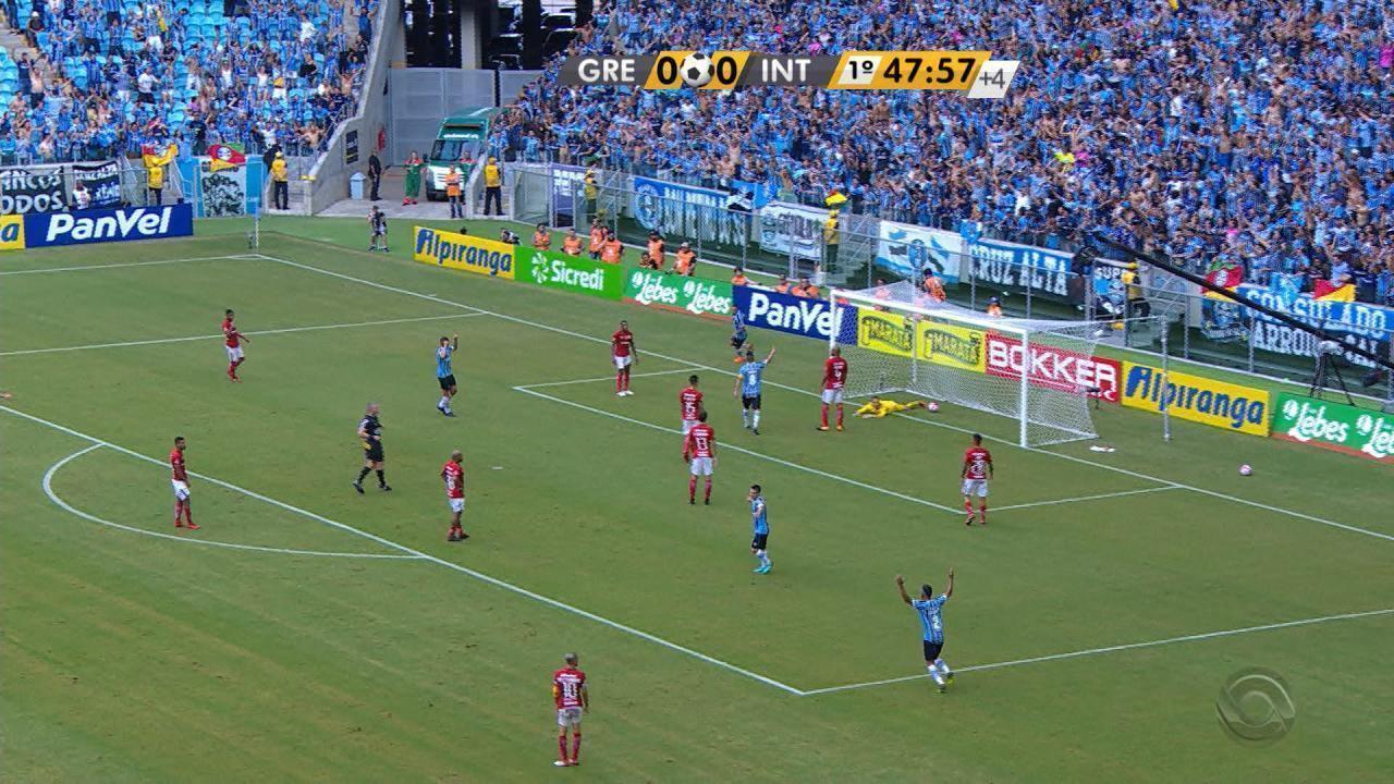 Confira os melhores momentos de Grêmio 3 x 0 Inter no Gre-Nal 414