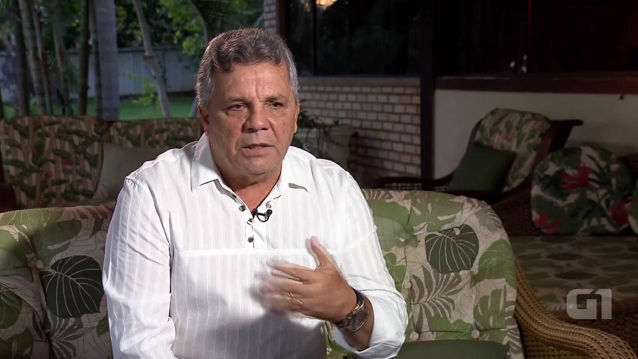 Deputado Alberto Fraga fala à TV Globo sobre postagem com fake news sobre Marielle Franco