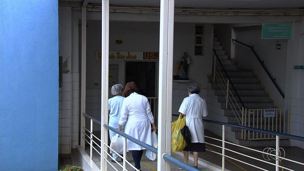 Morre 9º paciente após surto de H1N1 no Hospital Vila São Cottolengo, em Trindade