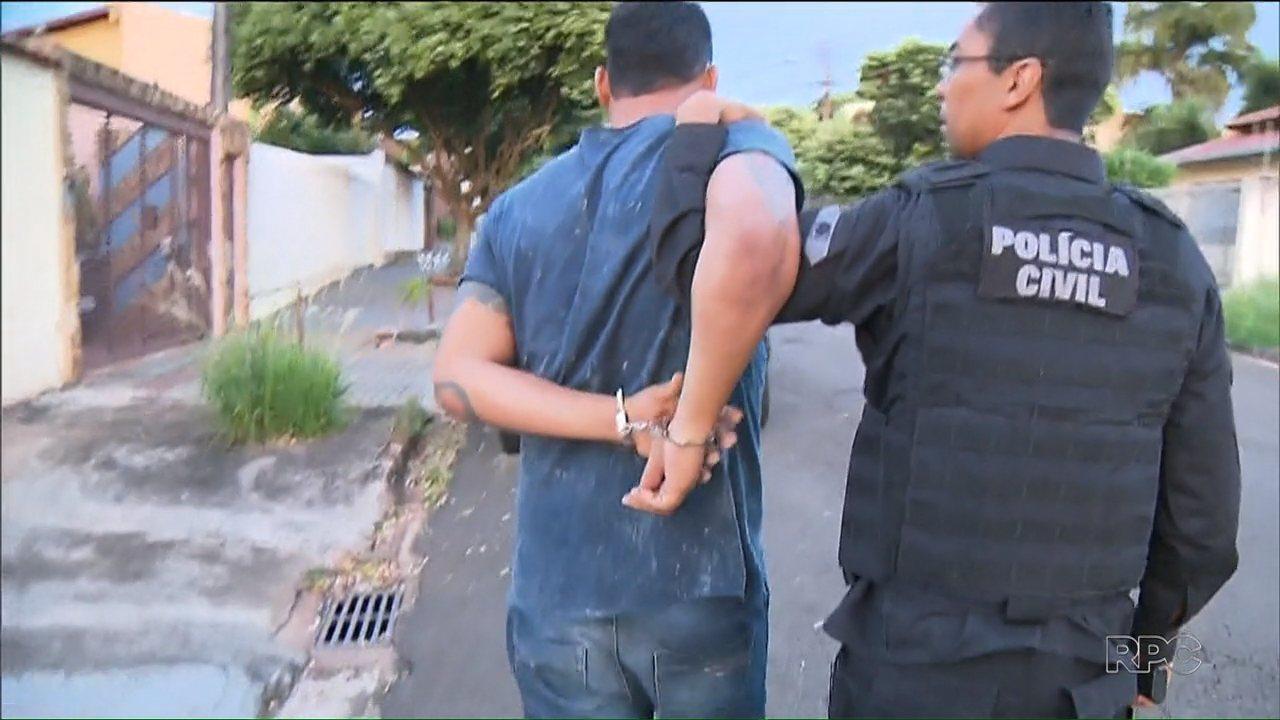 Megaoperação em Londrina e Cambé cumpre mandatos de prisão e busca e apreensão