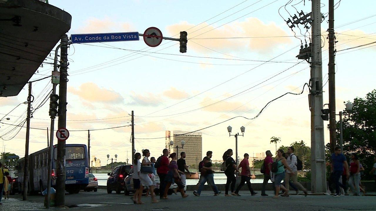Apagão deixa todas as cidades de Pernambuco sem eletricidade