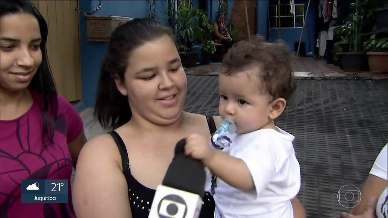 Bebê é esquecido dentro de creche na zona leste da capital