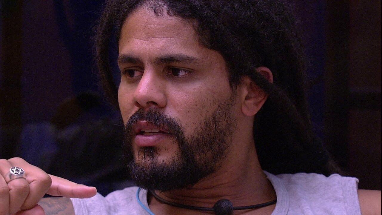 Viegas declara: 'Eu nem falo mais de voto com o Wagner'
