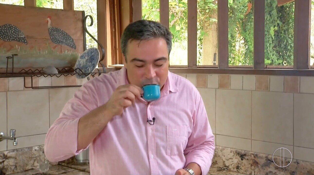 'Sabores e Bastidores' apresenta curiosidades do café, bebida querida pelos brasileiros