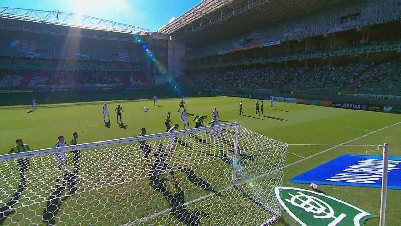 Atlético vence o Cruzeiro por 3×1