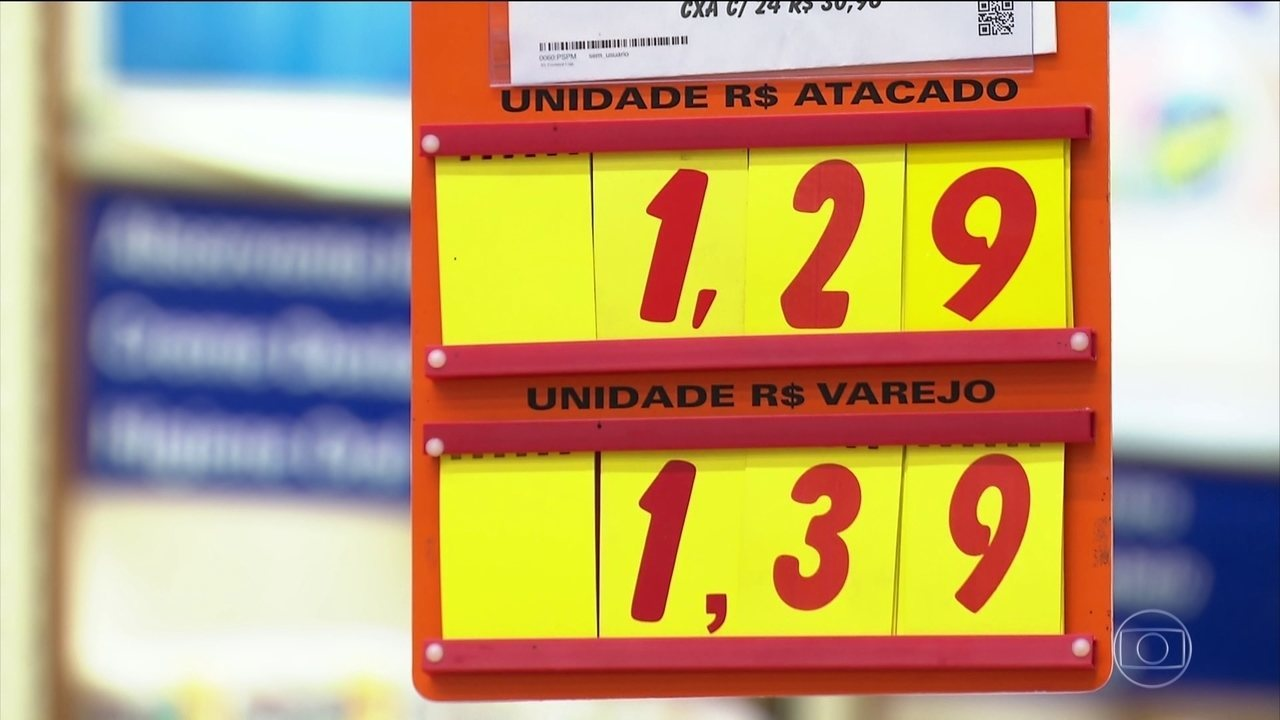 Vendas no atacarejo crescem mais do que nos supermercados