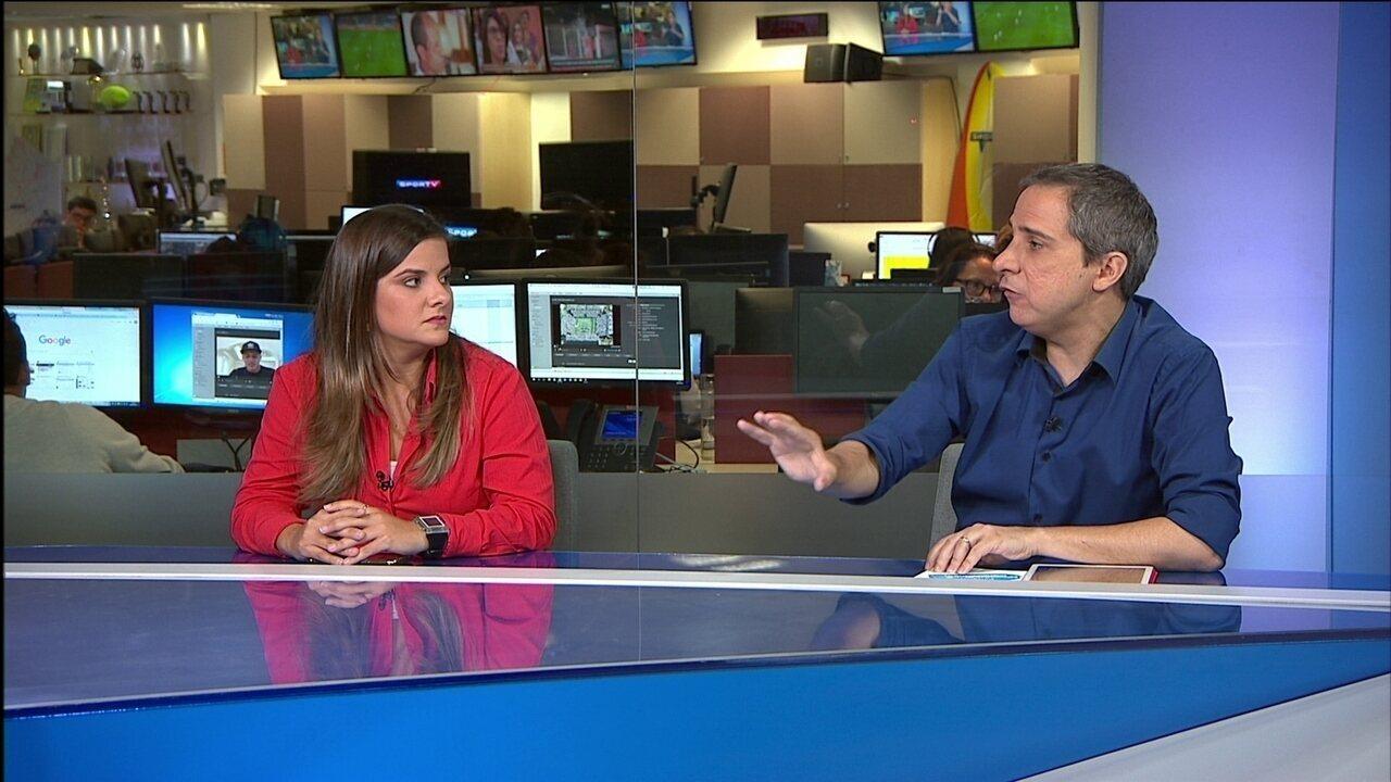 Comentaristas divergem com falta de teste no Brasil x Alemanha