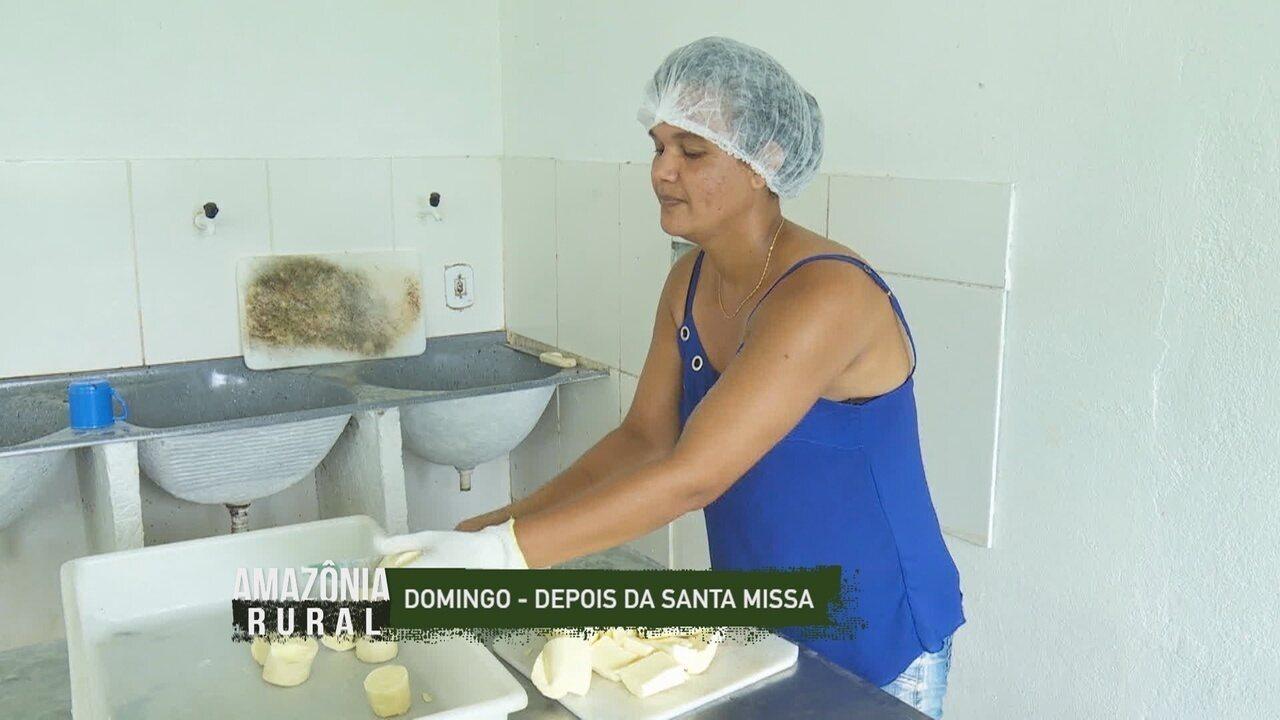 Confira os destaques do Amazônia Rural deste domingo (1)