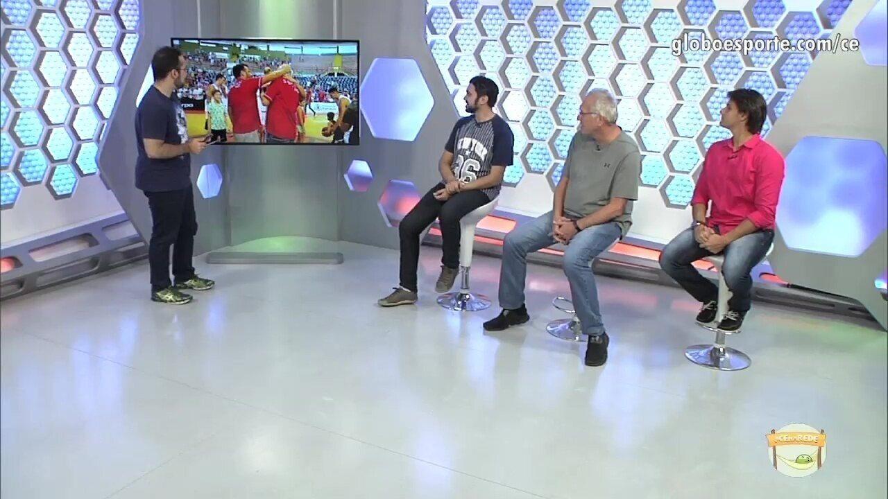#CEnaRede #12: Bial fala da preparação do Basquete Cearense para os playoffs