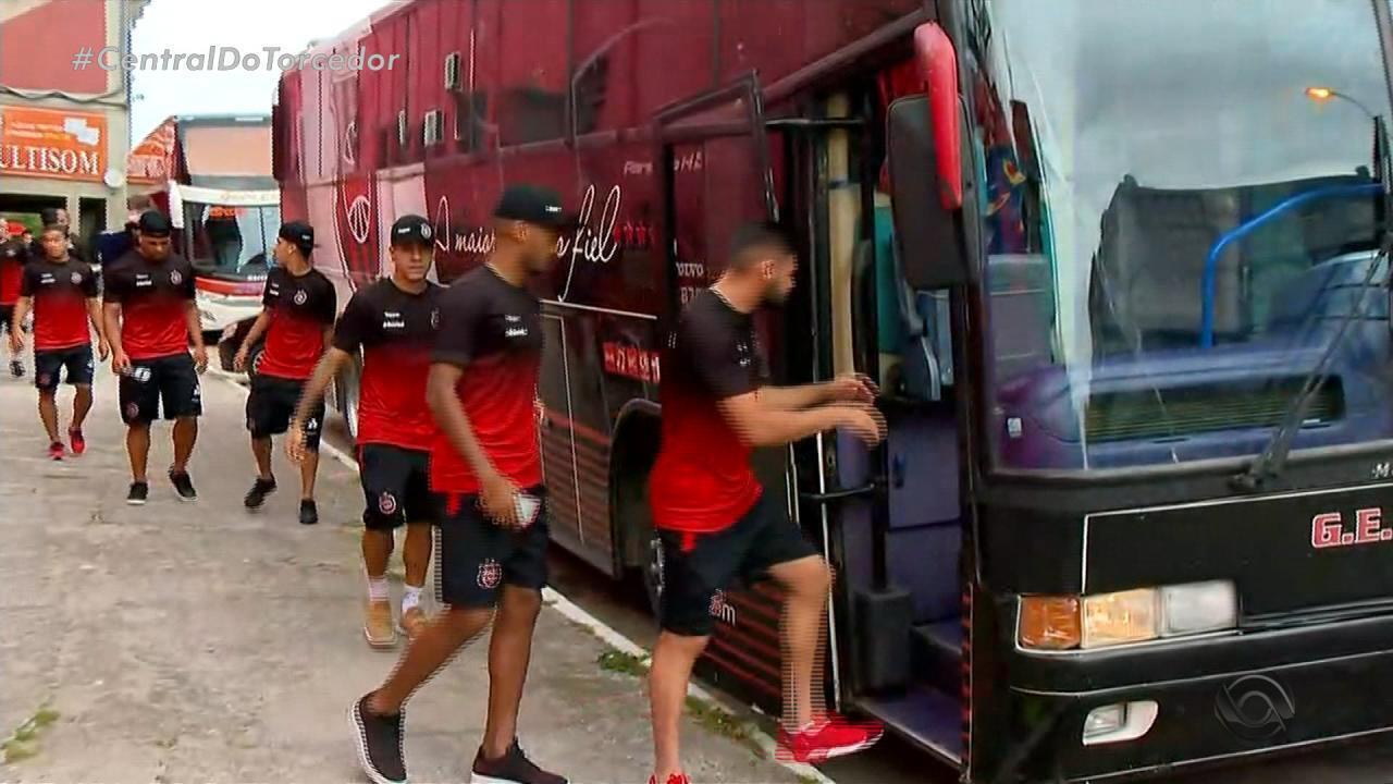Brasil de Pelotas treina no Bento Freitas para enfrentar o Grêmio no domingo (1)