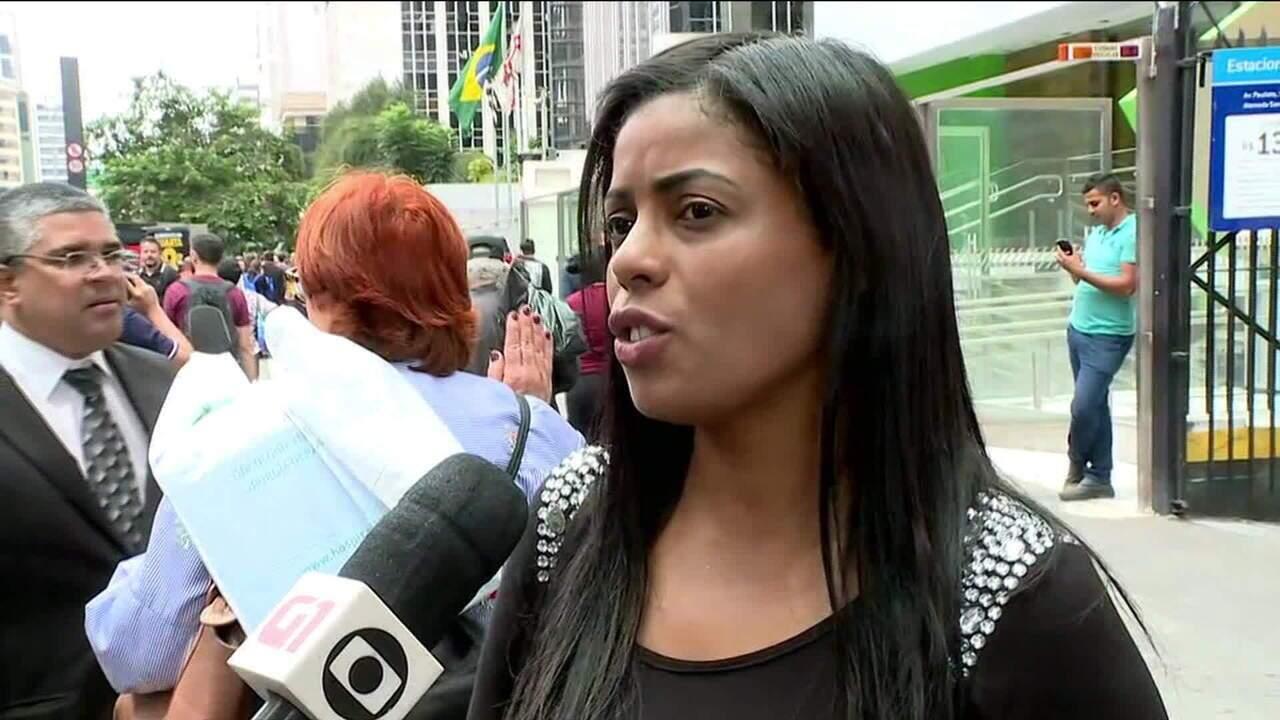 Testemunhas relatam como foi tremor em São Paulo