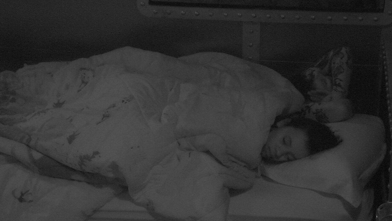 Gleici dorme ao lado de Wagner