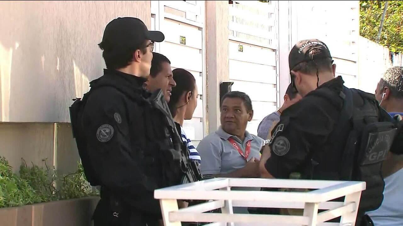 Prefeito de Cabedelo (PB), vice, presidente da Câmara e mais cinco vereadores são presos