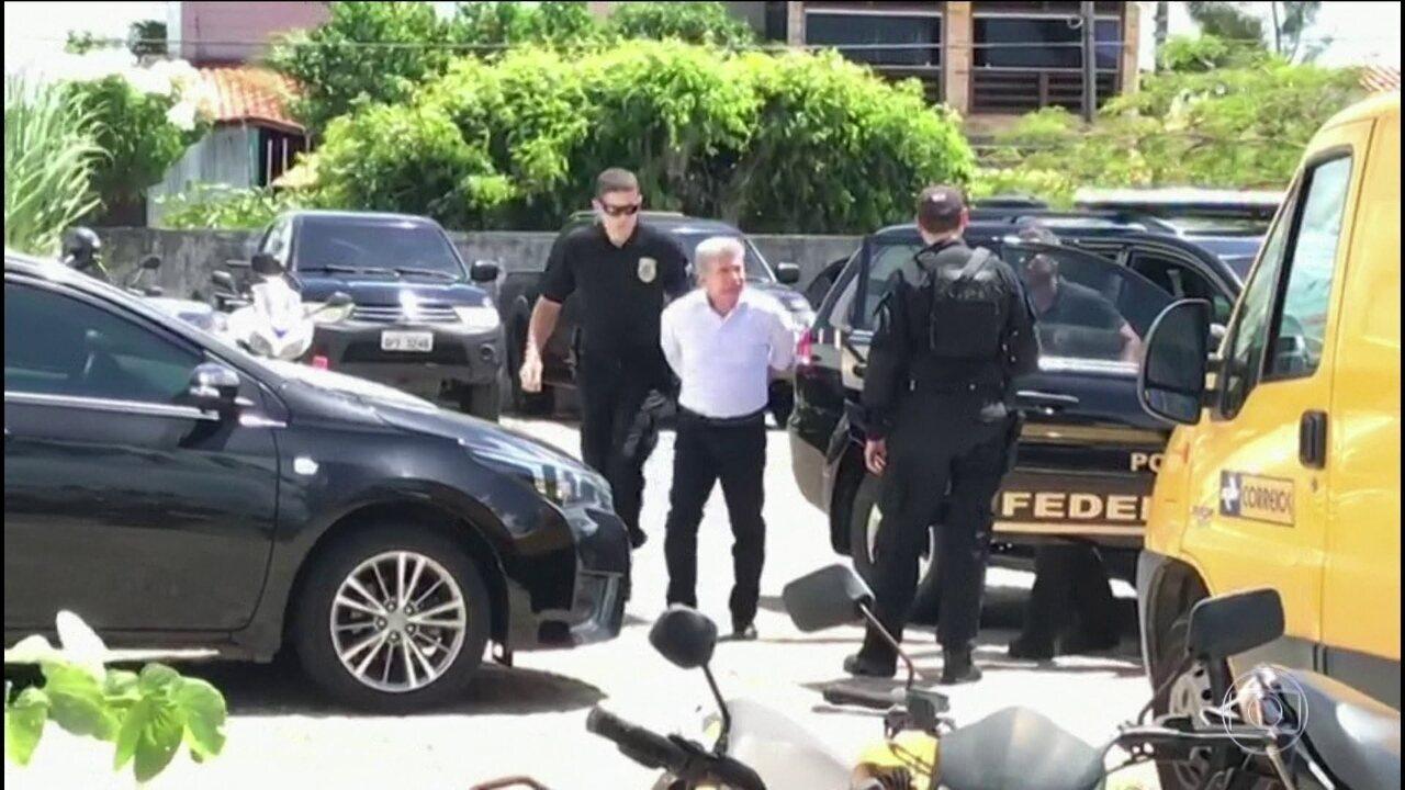 Prefeito de Cabedelo (PB) é preso acusado de corrupção