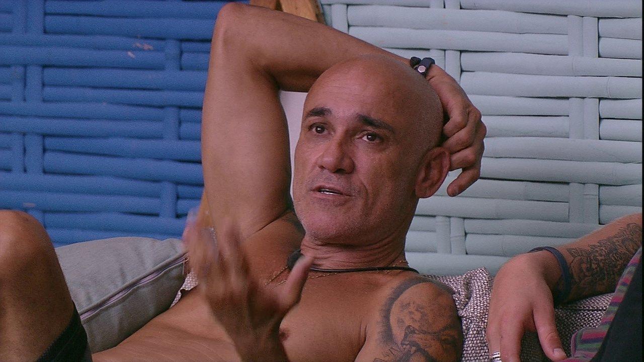 Ayrton conta sobre Viegas: 'Quebrou meu orgulho'