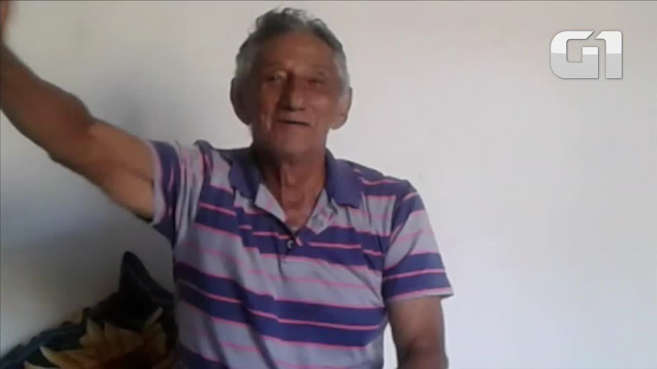 Garimpeiro diz que cresceu ouvindo dos pais essa história