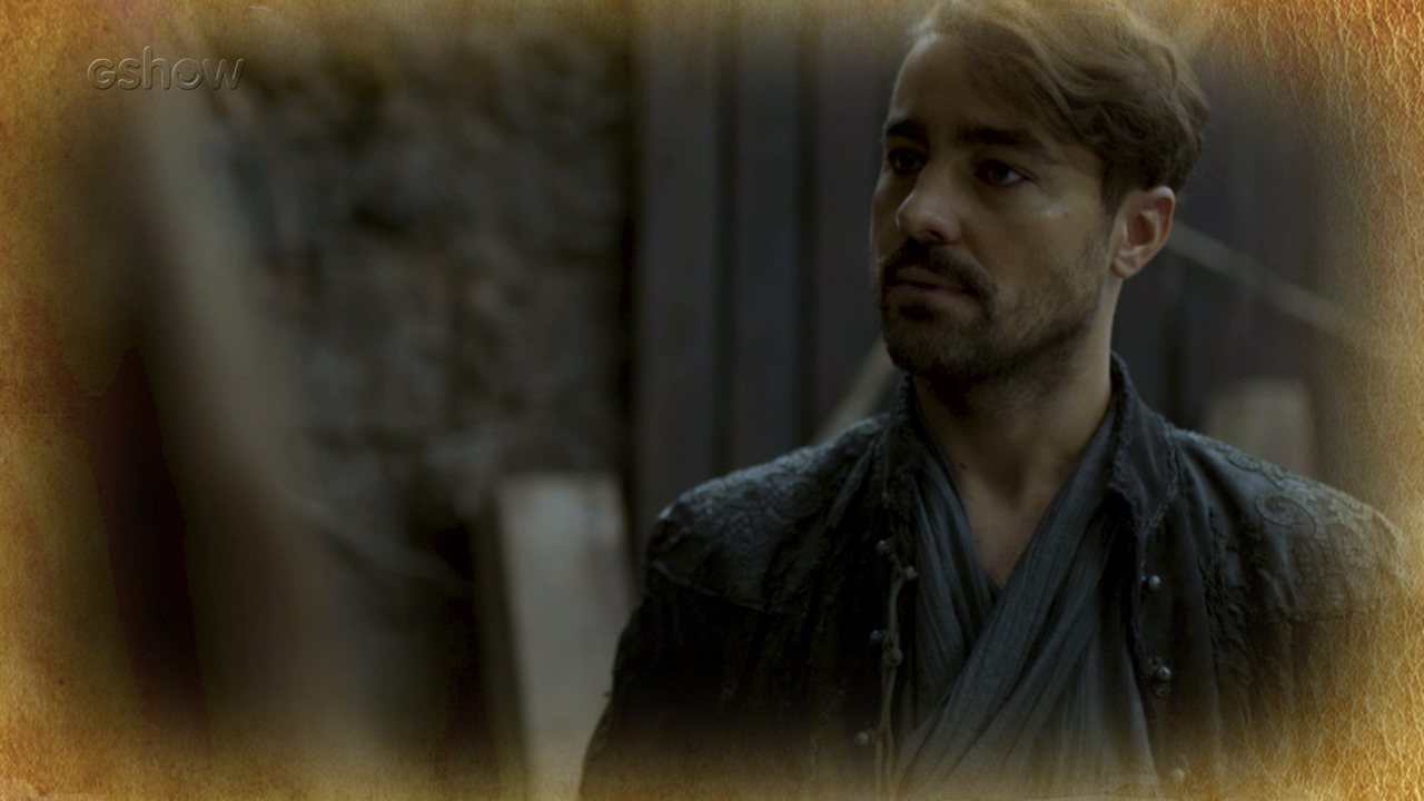Resumo de 06/04: Virgílio se infiltra na reunião dos rebeldes