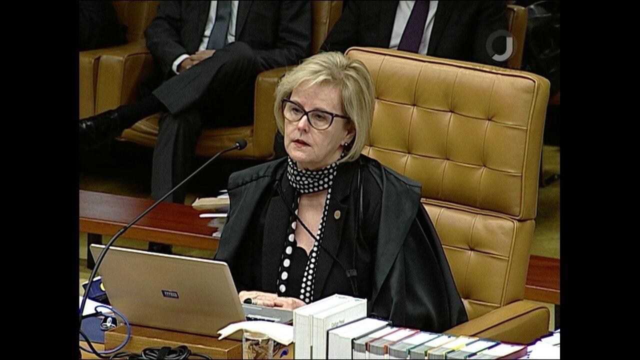 Na íntegra: Rosa Weber vota para negar habeas corpus a Lula
