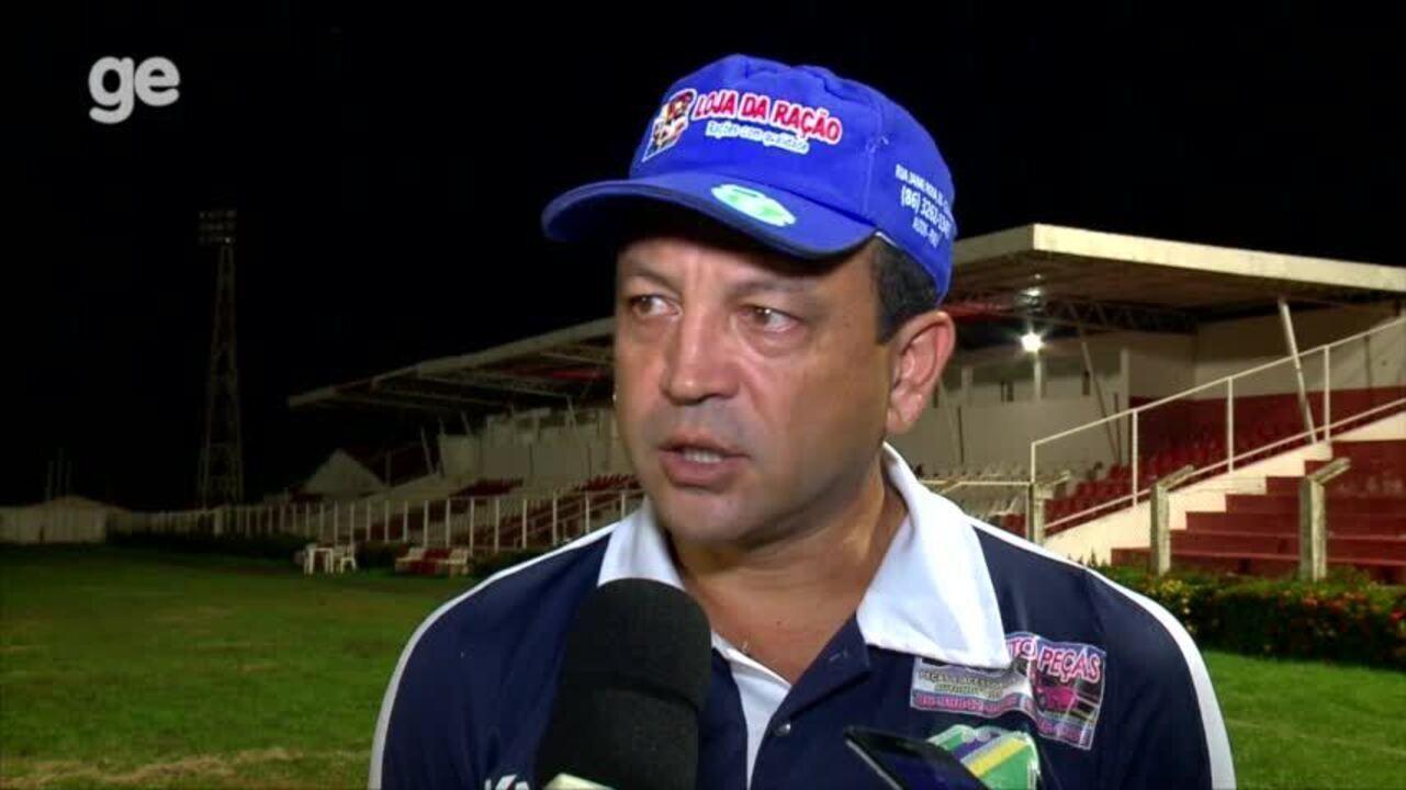 Paulinho Kobayashi analisa derrota do Altos para o 4 de Julho na semifinal do Piauiense