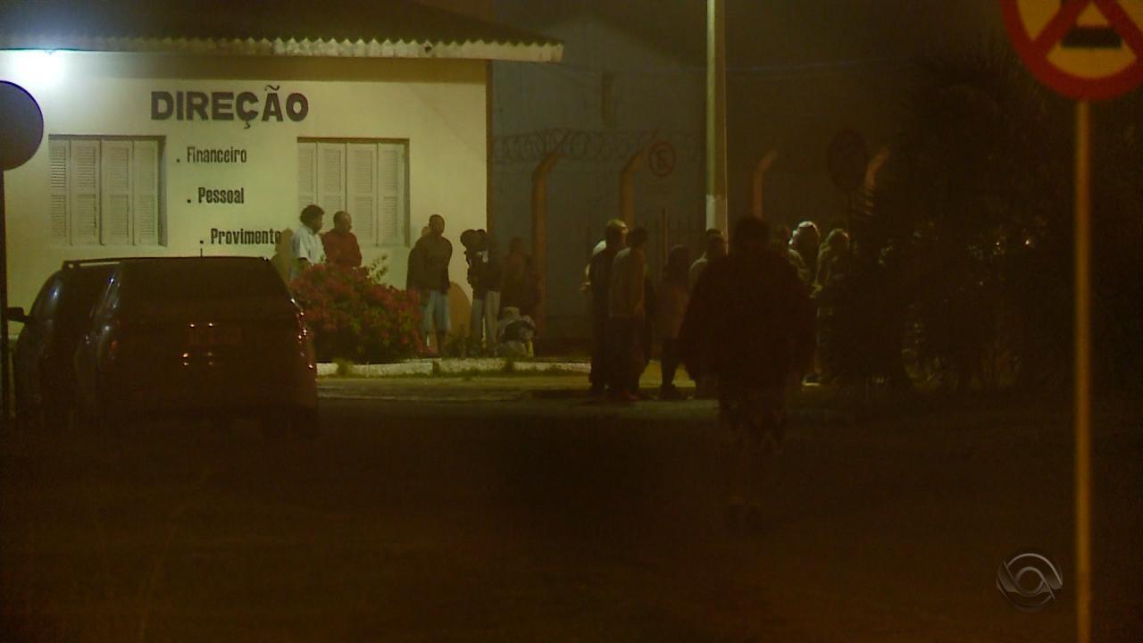 Incêndio deixa mortos em penitenciária de Rio Grande