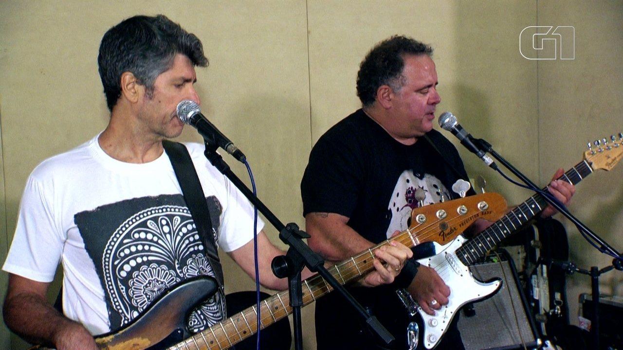 Leo Jaime e Leoni fazem show inédito no Rio