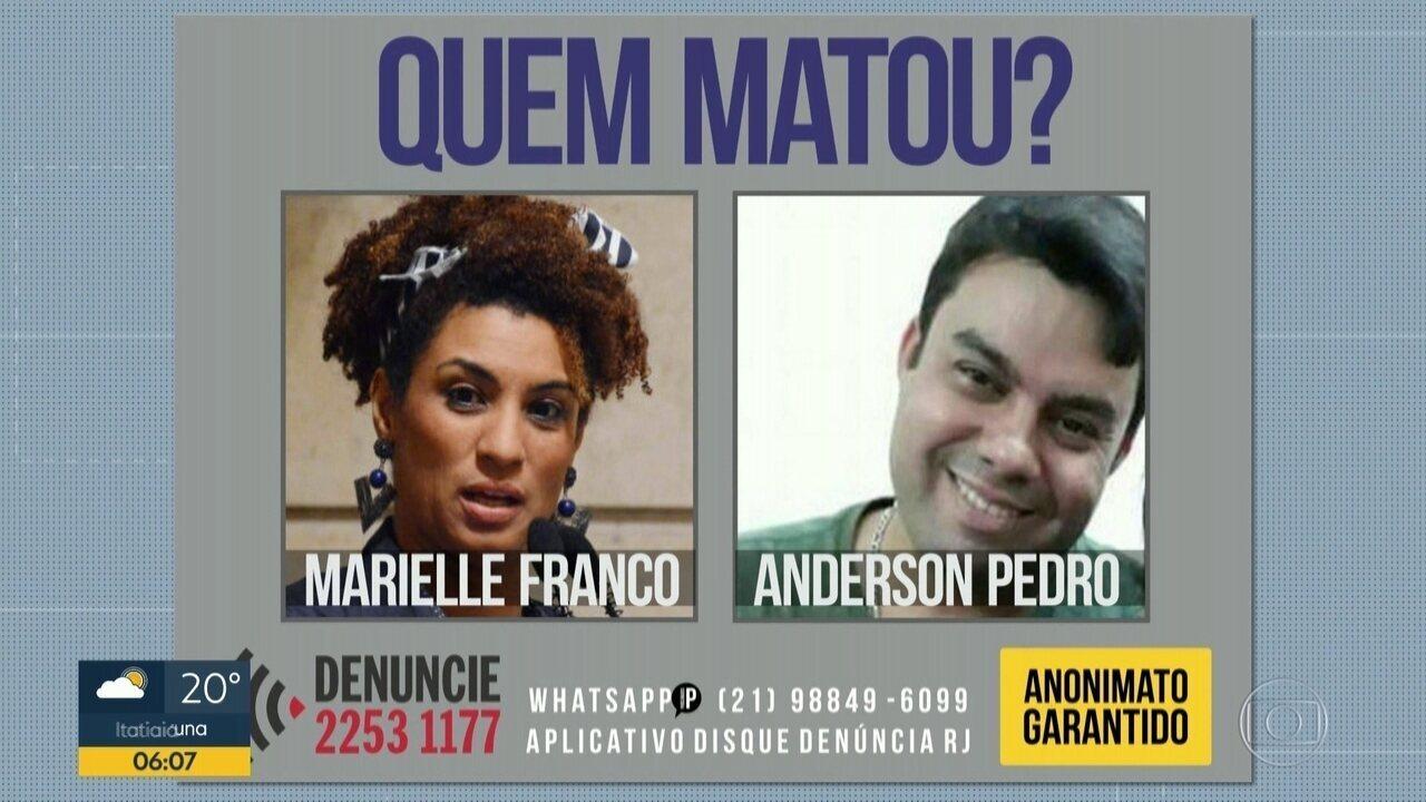 Amnistia pede prioridade para investigação ao assassínio de Marielle Franco